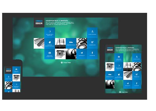 mobilbarát weboldalkészítés